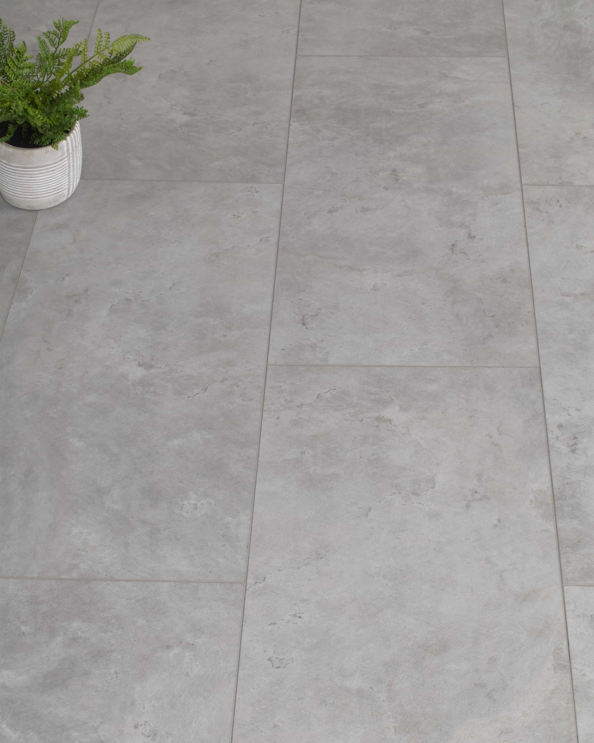 Underfoot Ganges Chrome Slate Tile Sample