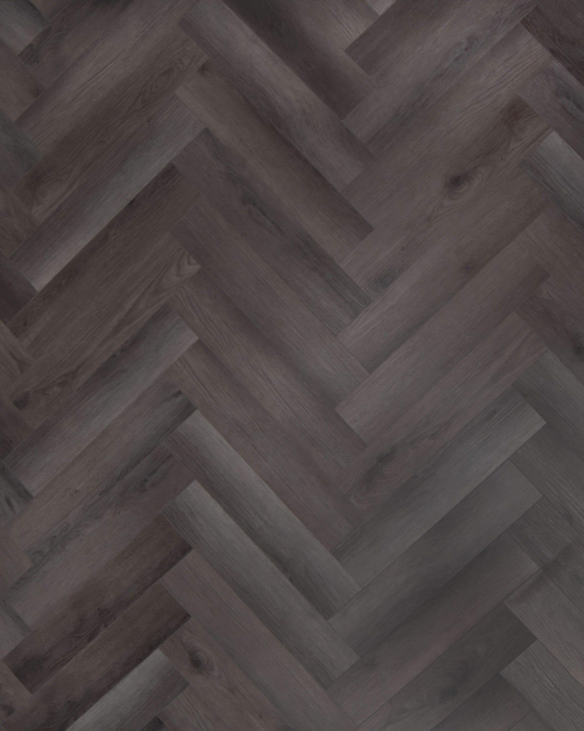 Underfoot Zambezi Herringbone Tempest Oak Sample