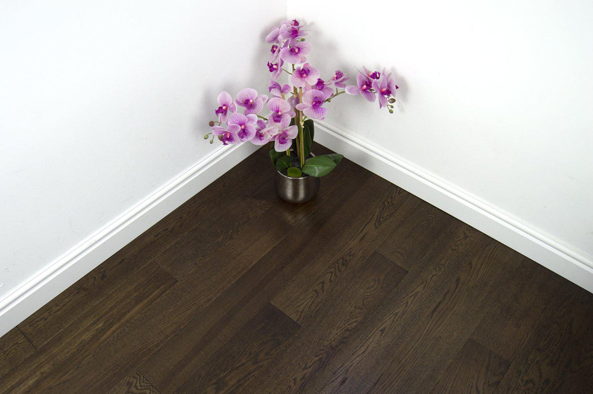 Underfoot Banff Smoky Brushed Lacquered Wood