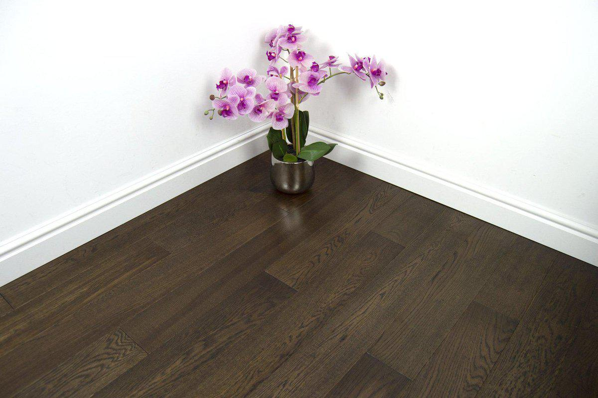 Underfoot Banff Smoky Brushed Lacquered Sample