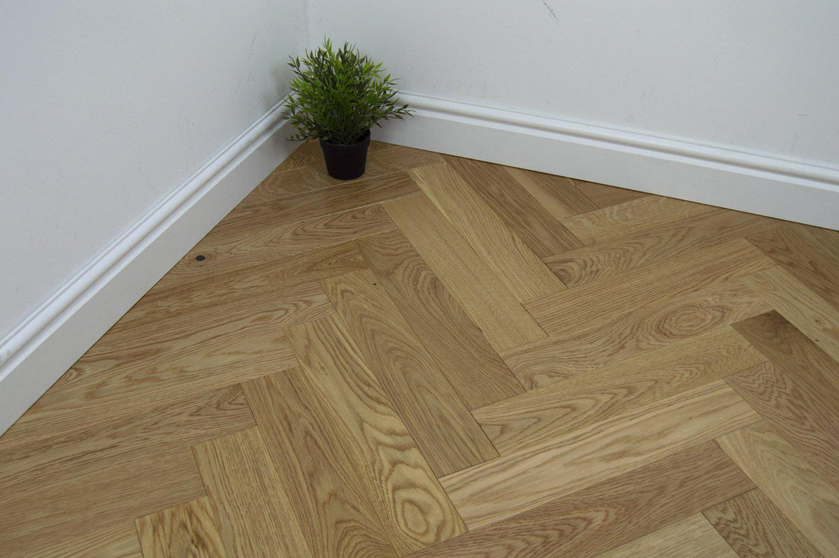 Underfoot Everglades Smooth Lacquered Wood