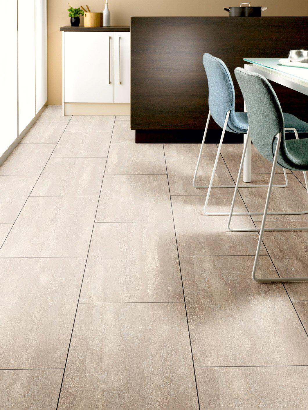 Underfoot Matisse Pearl Tile Sample