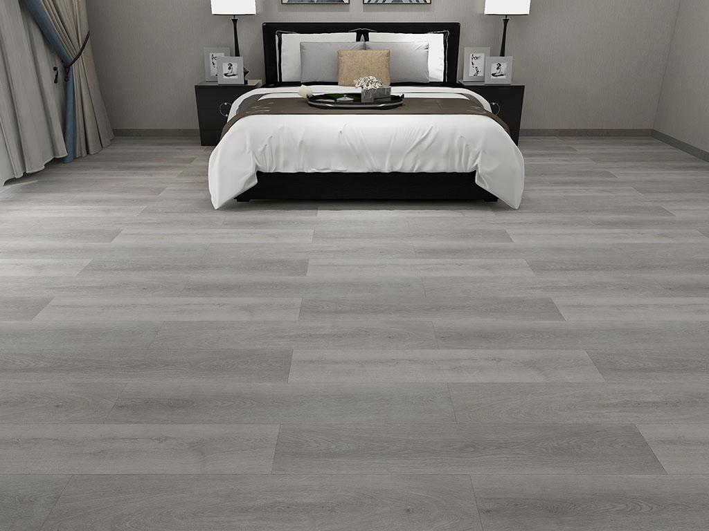 Underfoot Mekong Plank Mouse Grey Sample