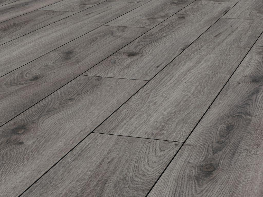 Underfoot Van Gogh Black Smoke Laminate