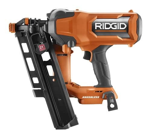 Ridgid just announced a bunch of new brushless power tools to their 18V line up! There's a lot however in this article we will discuss their new 18V brushless framing and 18 gauge nailers and brushed motor grease gun
