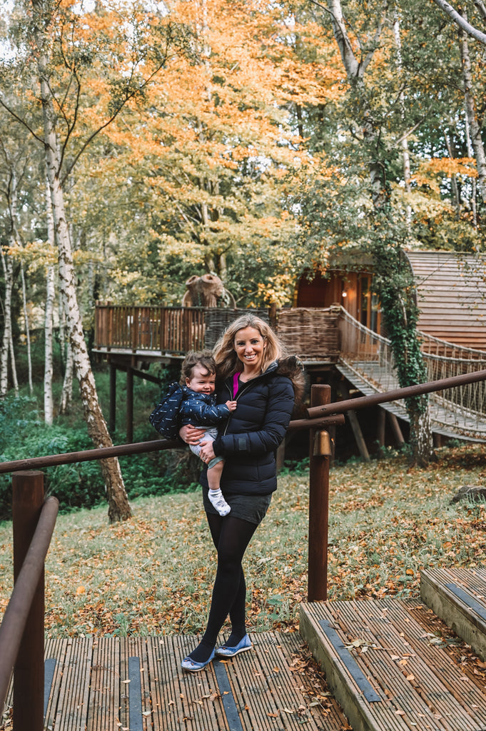 One of most incredible things about having a child is reliving your childhood through them … I love 'sharing' mini pizzas or fish fingers with Oscar, hanging around in playgrounds or visiting the zoo… It's just so wonderful to have an 'excuse' to do...