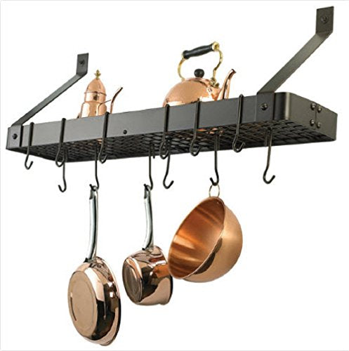 Top 20 Bookshelf Pot Racks