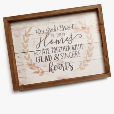 New Christian Home Decor