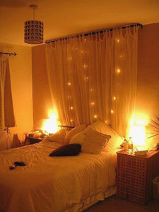 Amazing Bed Canopy With Lights