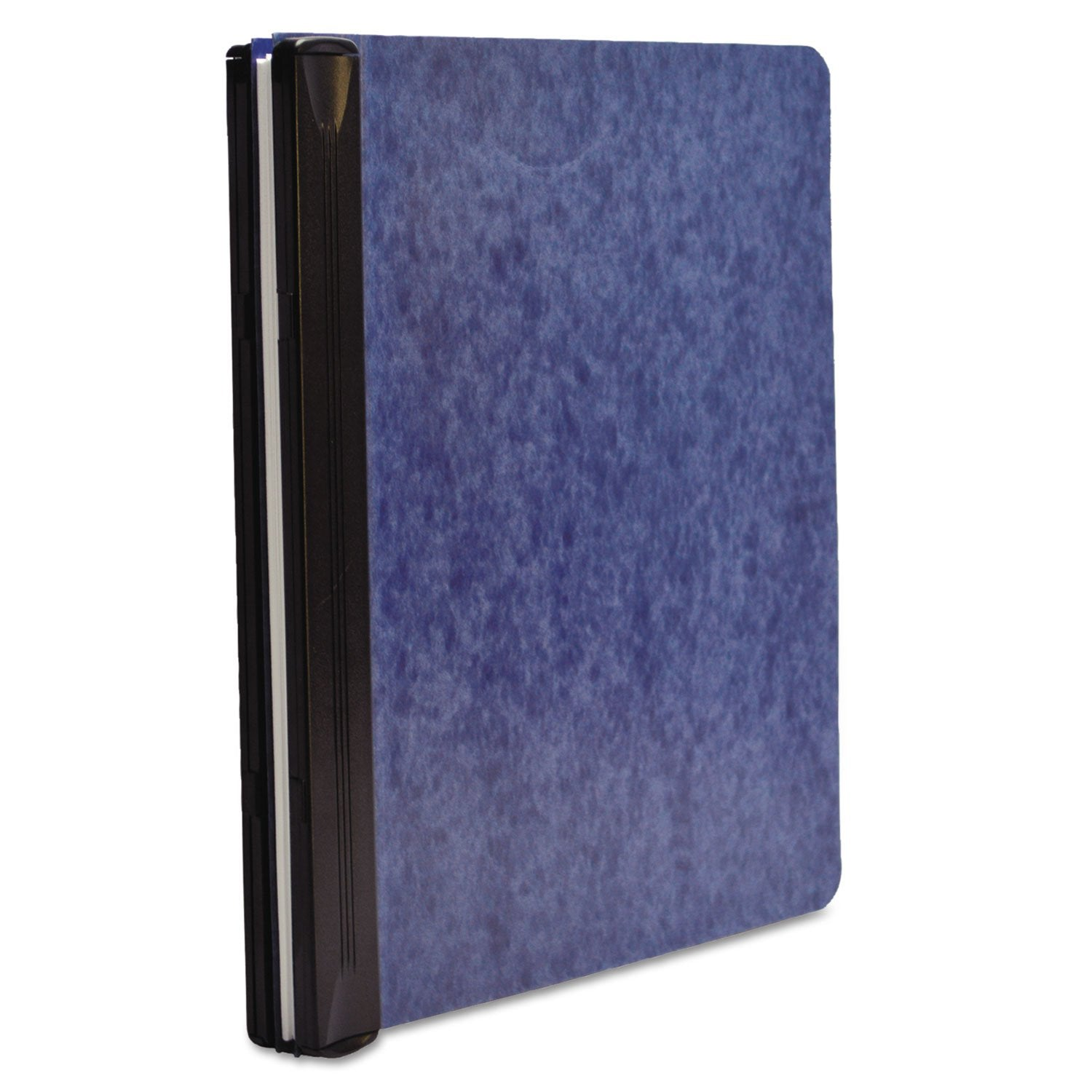 "ACCO Expandable Hanging Data Binder, 2 Posts, 6"" Capacity, 11 x 8.5, Blue"