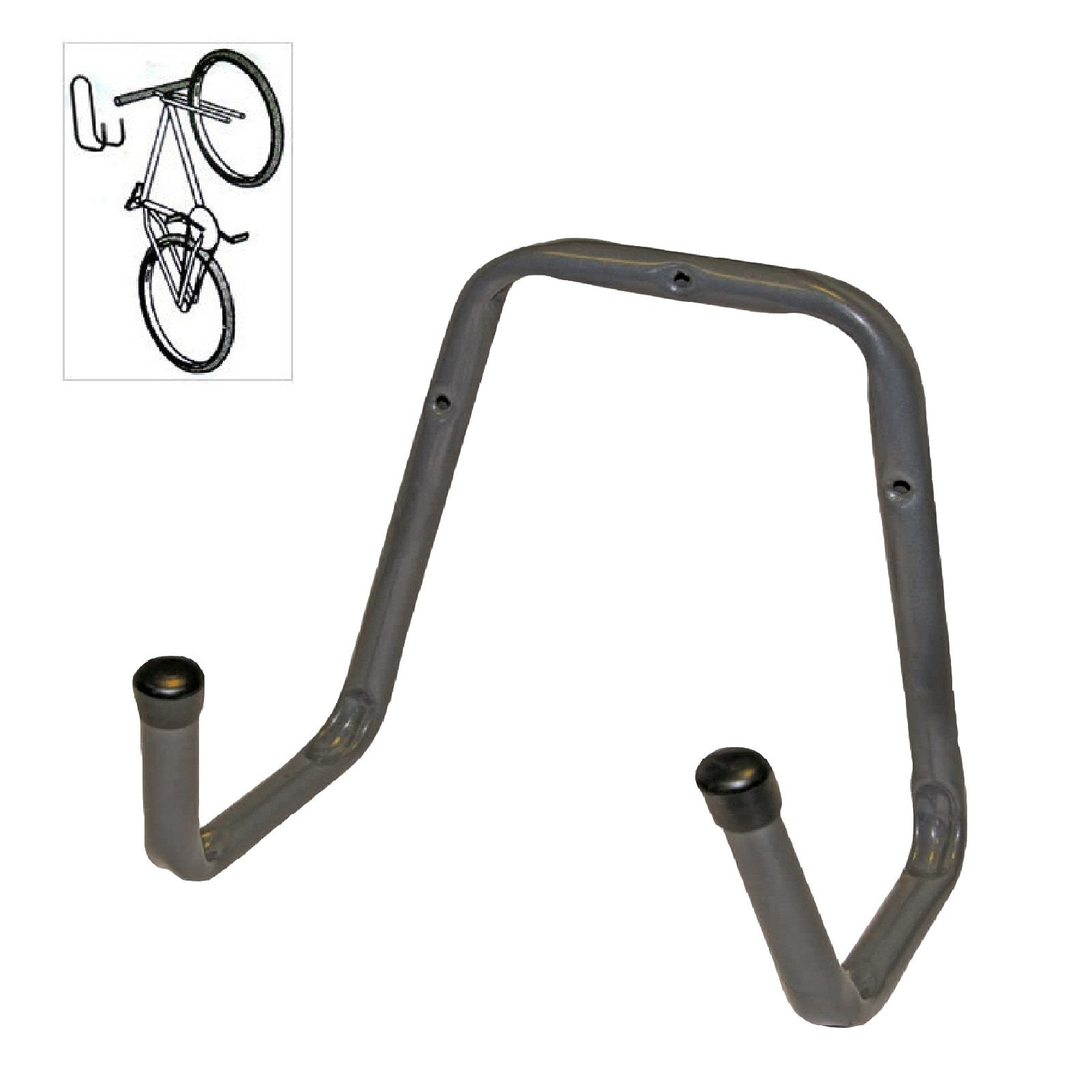 Bike Storage Hook Wall Mounted Utility Bracket<br><br>