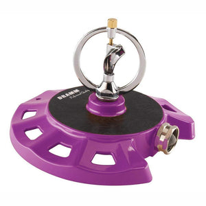 DRAMM | ColourStorm Spinning Monarch Garden Sprinkler - Berry