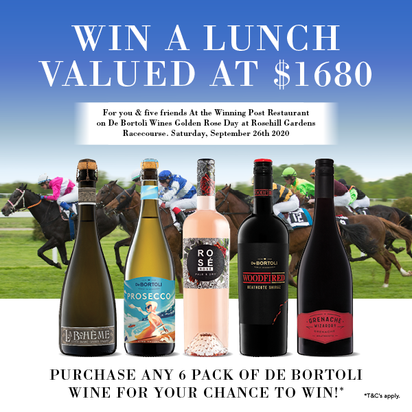 De Bortoli Wines Golden Rose Promotion