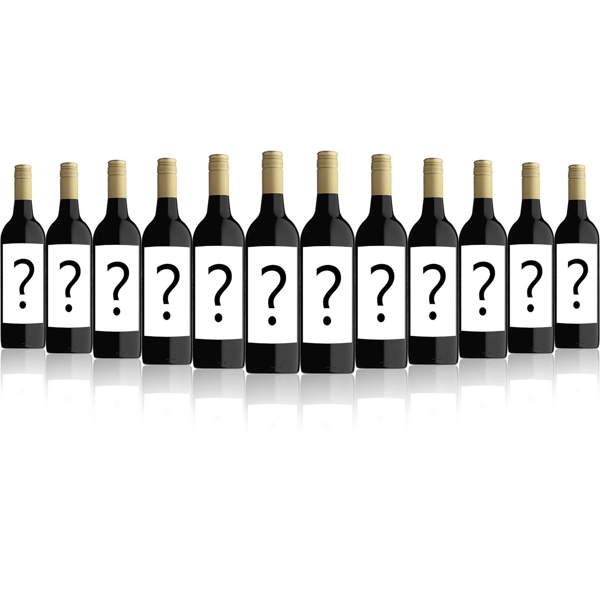 Mystery Big Brand Export Label Shiraz Grenache 2016 (12 Bottles)