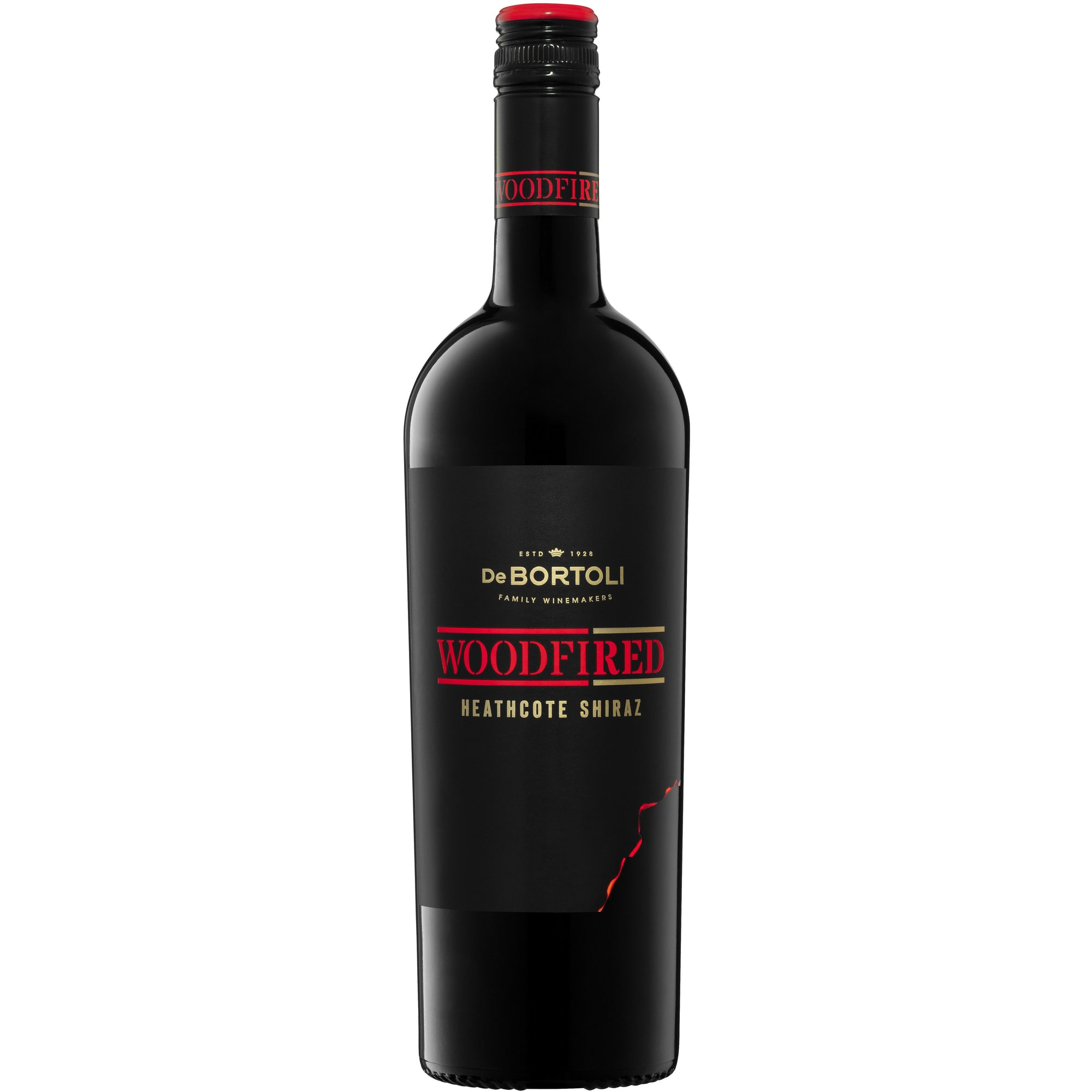 De Bortoli Woodifred Heathcote Shiraz 2018 (6 Bottles)