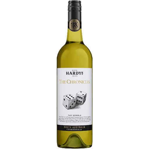 Hardys The Chronicles The Gamble Chardonnay 2019 (12 Bottles)