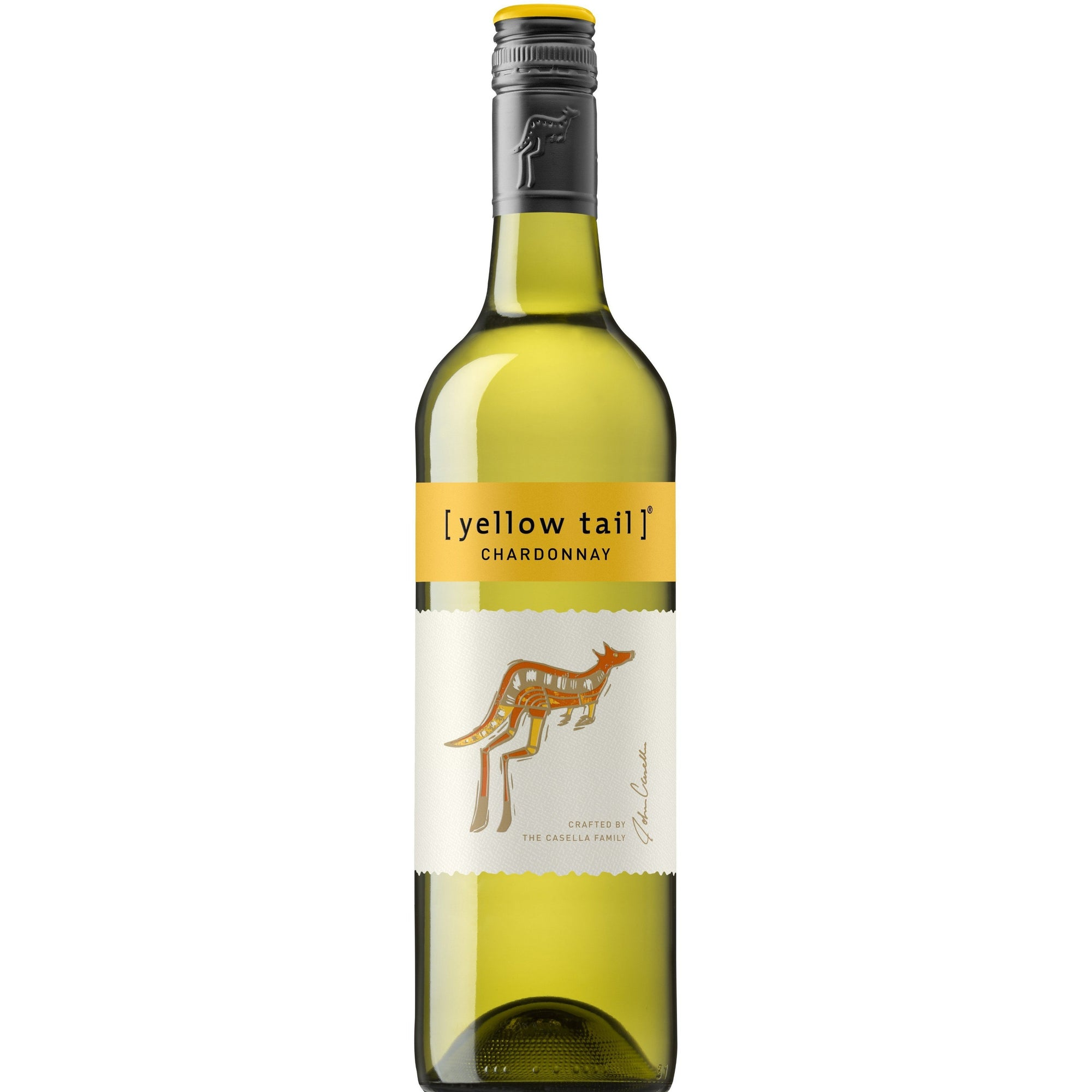 Yellowtail Chardonnay NV (12 bottles)
