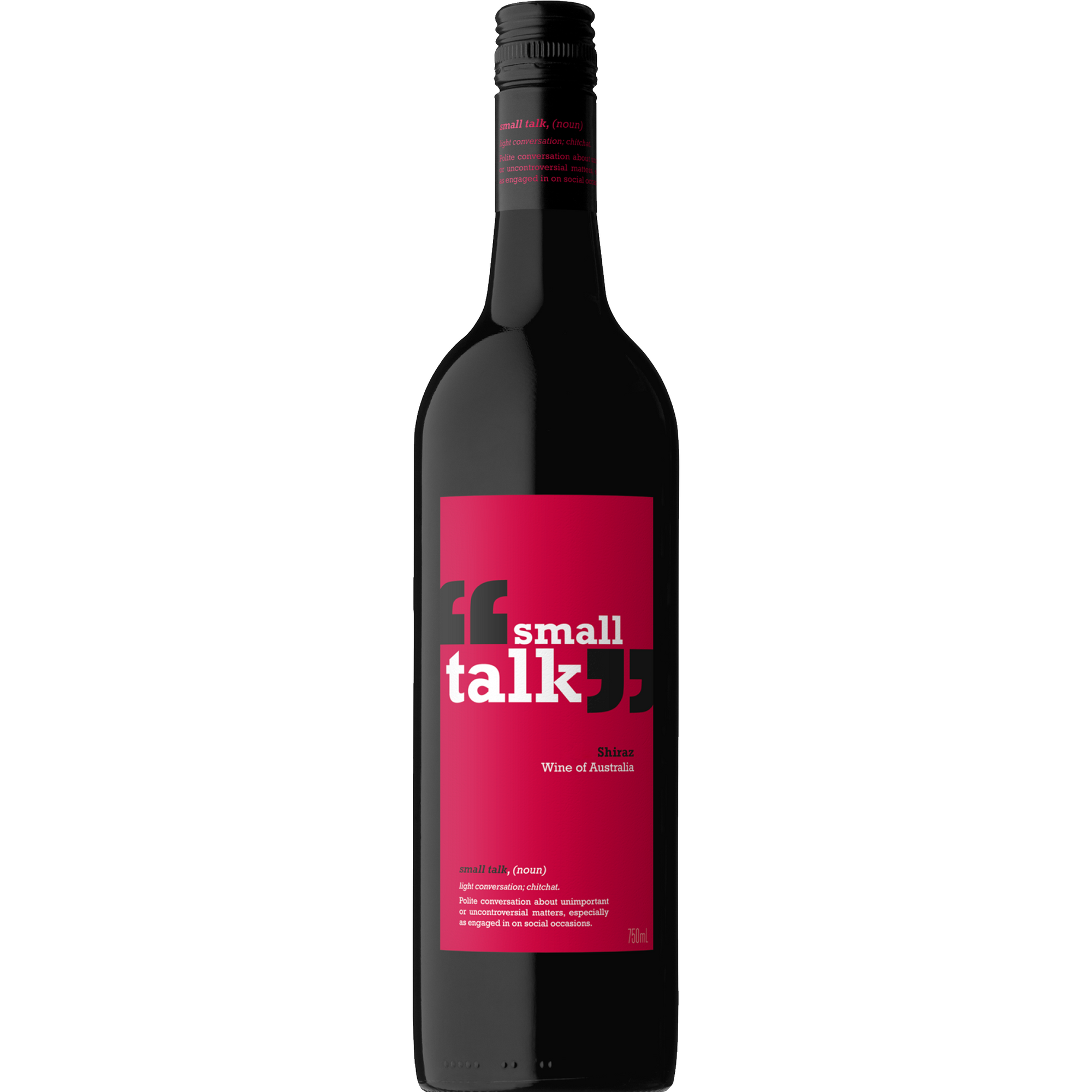 Small Talk Shiraz NV (12 Bottles)