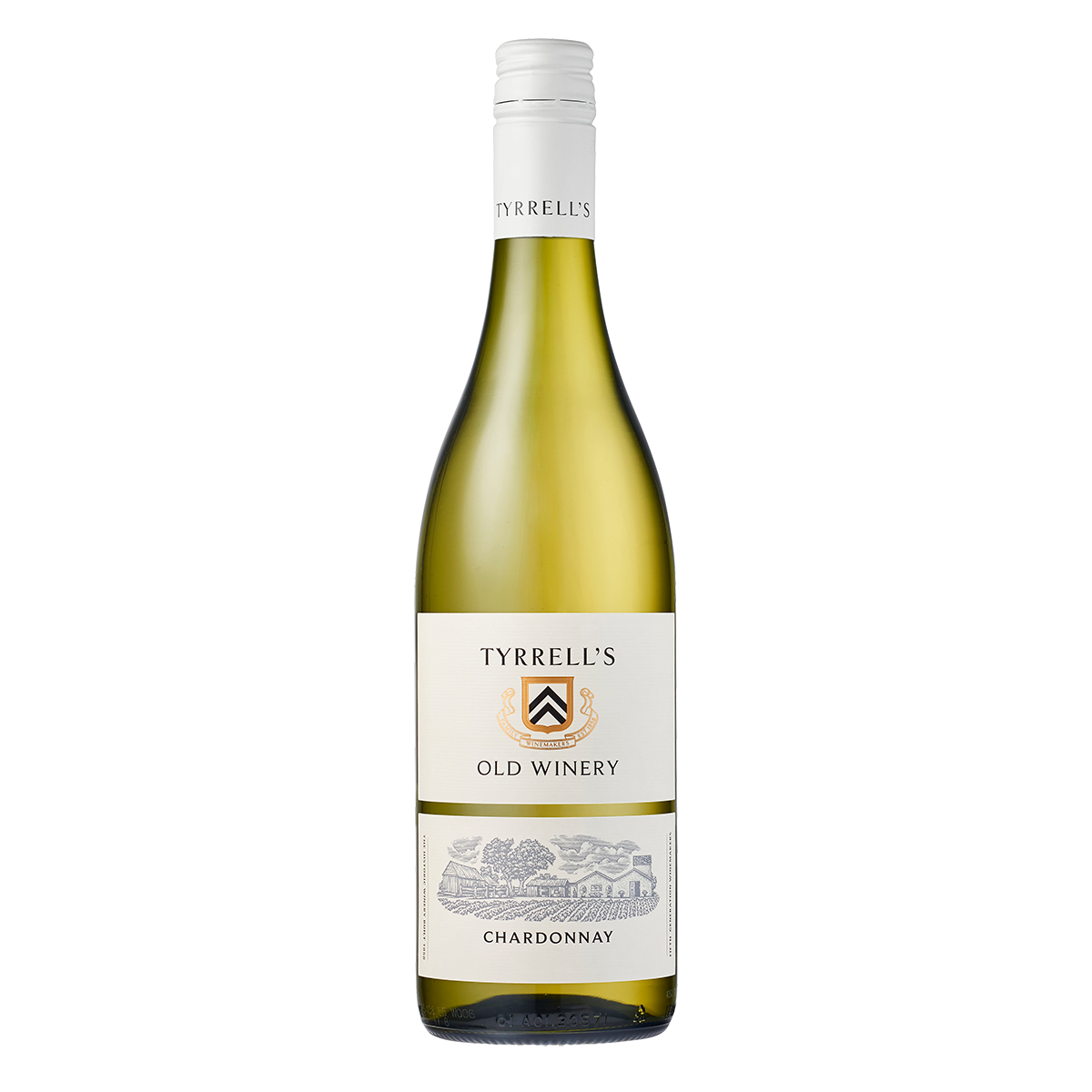 Tyrrells Old Winery Chardonnay 2019 (12 Bottles)