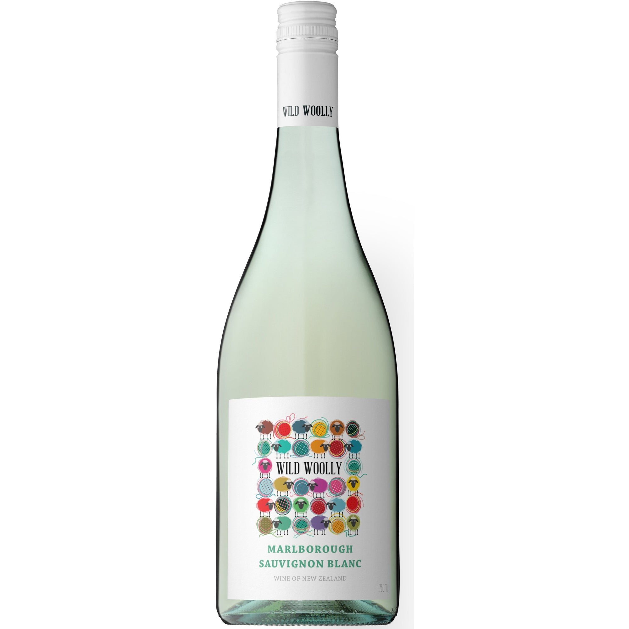 Wild Woolly Marlborough Sauvignon Blanc 2020 (12 Bottles)