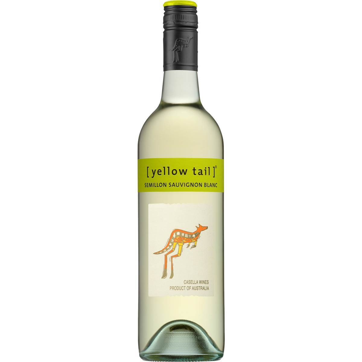 Yellow Tail Semillon Sauvignon Blanc NV (12 bottles)
