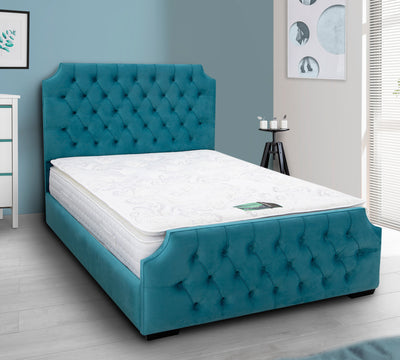 Verde Upholstered Bed Frame