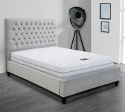 Grandeur Chesterfield Upholstered Bed Frame