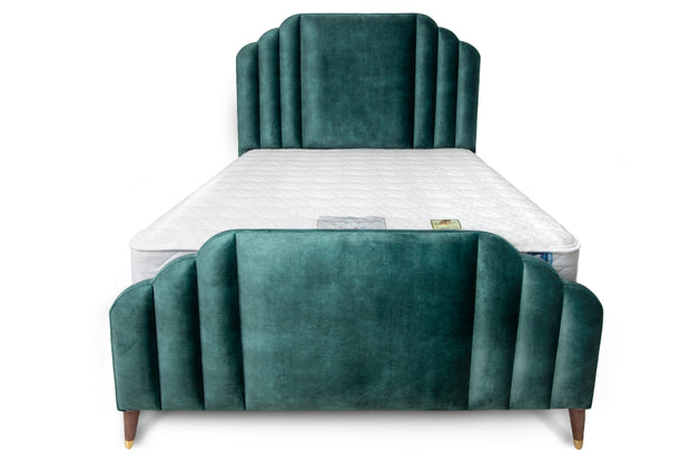 Lustro Upholstered Bed Frame