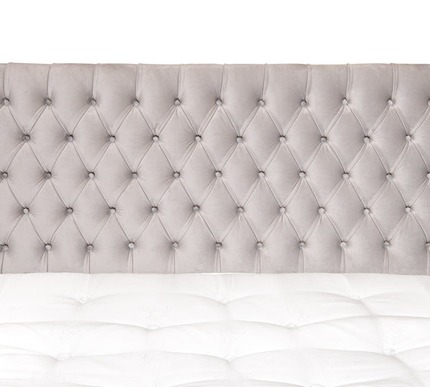 Cambridge Chesterfield Upholstered Bed Frame