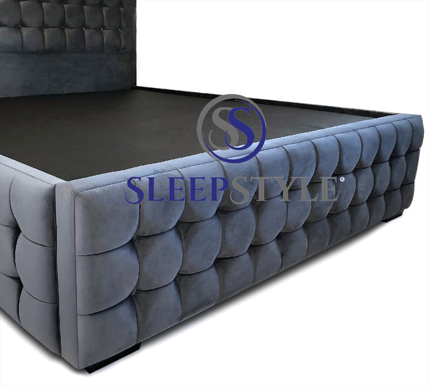 Olympia Upholstered Bed Frame