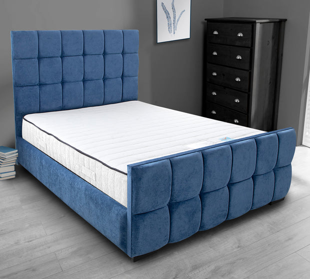 Manhattan Upholstered Bed Frame