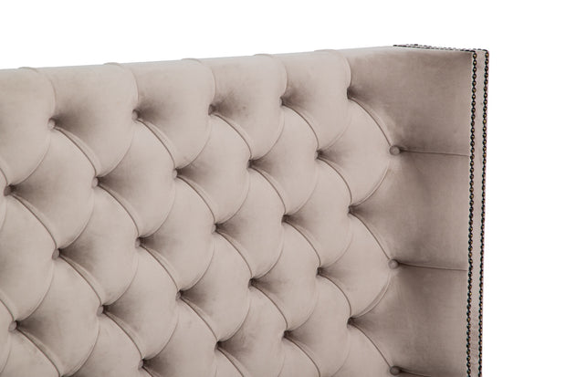 Emperor Winged Chesterfield Headboard