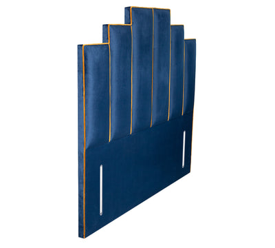Tower Floor Standing Upholstered Headboard