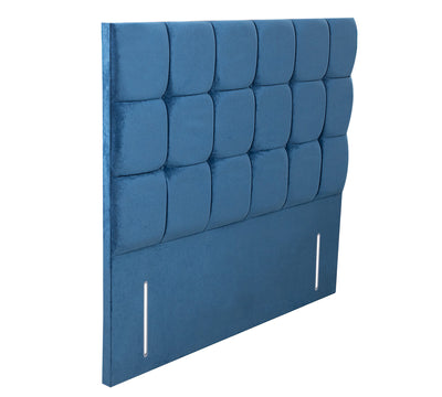 Brooklyn Floor Standing Upholstered Headboard