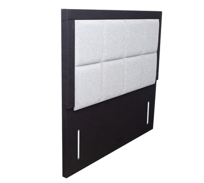 Halo Panel Floor Standing Upholstered Headboard