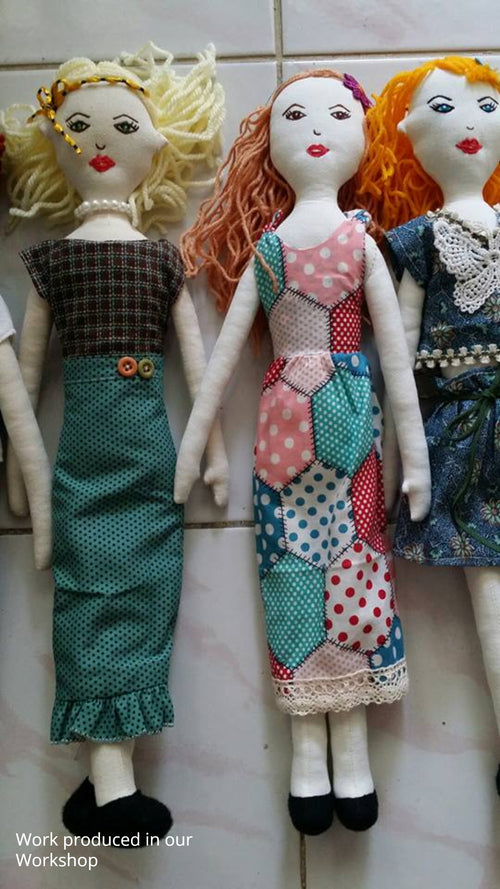 Fashion 4 Kids Doll Outfits Workshop 3 sessions