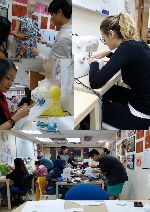 Introduction to Sewing Machine Workshop - 5 sessions