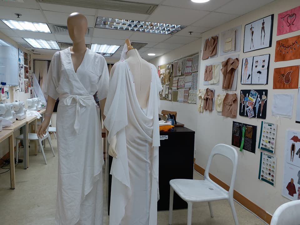 Moulage and Draping Workshop 1 - 8 sessions