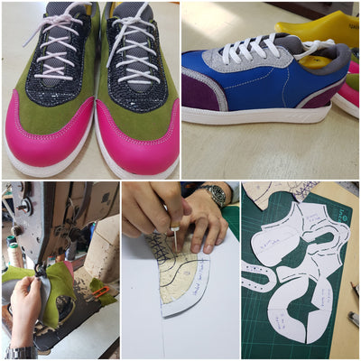 Basic Footwear Workshop - 8 sessions