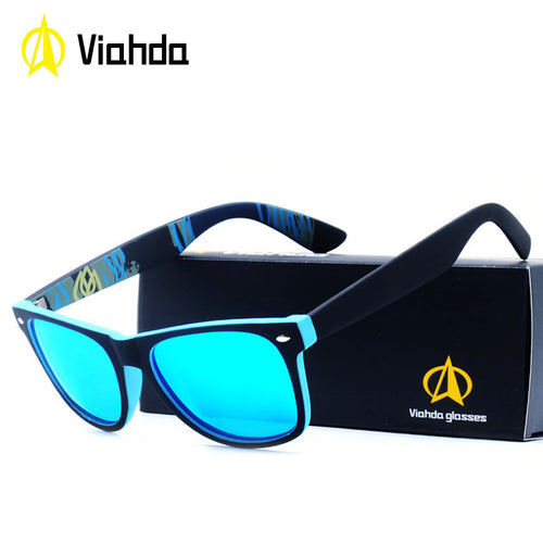 0008 - 2018 VIAHDA New Rivet Polarized sunglasses for men - Great Sunglasses