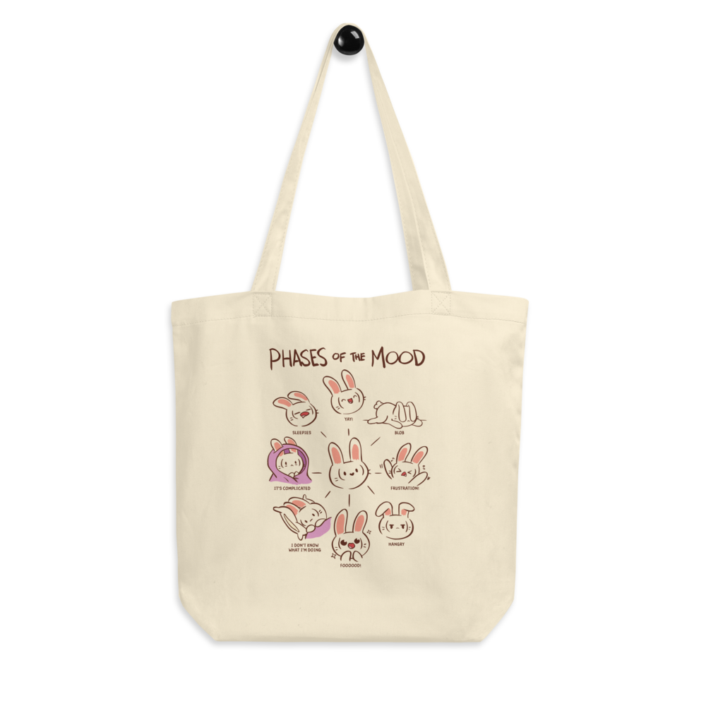 Tote Bag - Phases