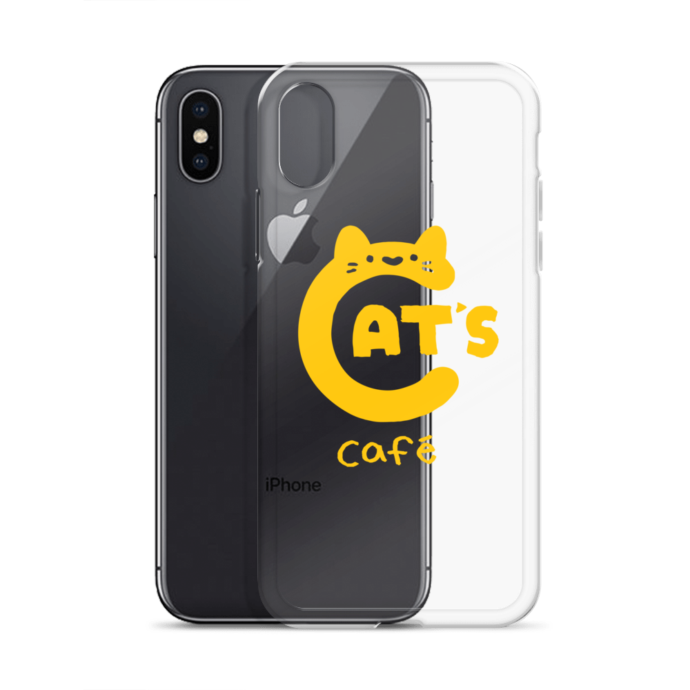 iPhone Case Cat's Cafe