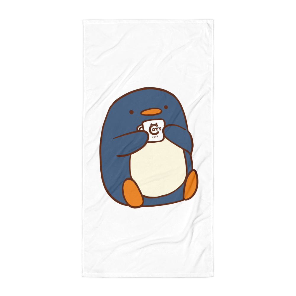 Towel - Penguin