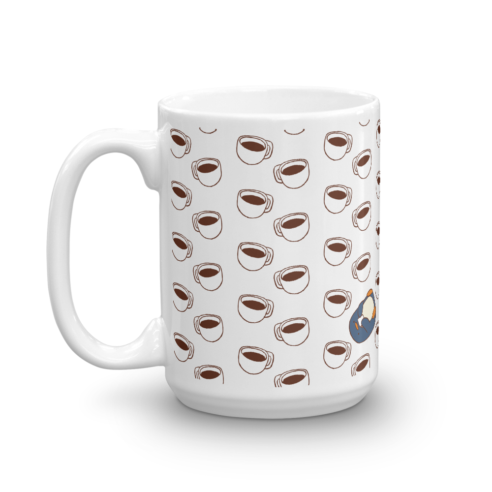 Penguin's Coffee Mug