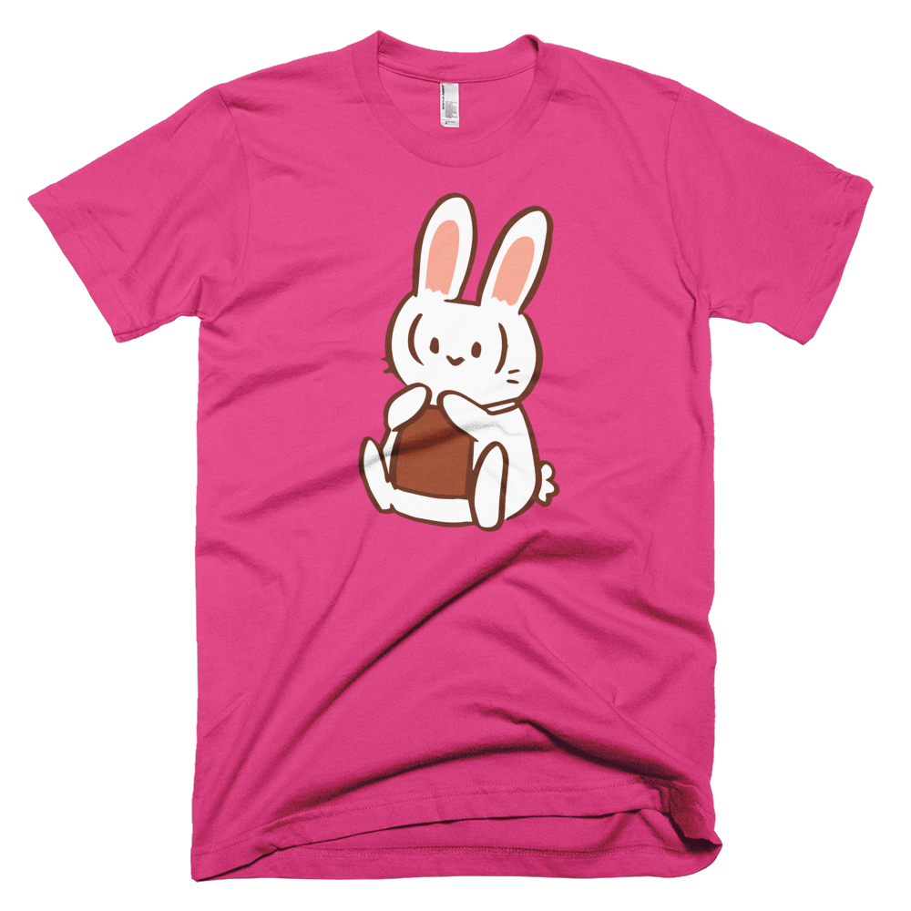 Fitted Tshirt Rabbit