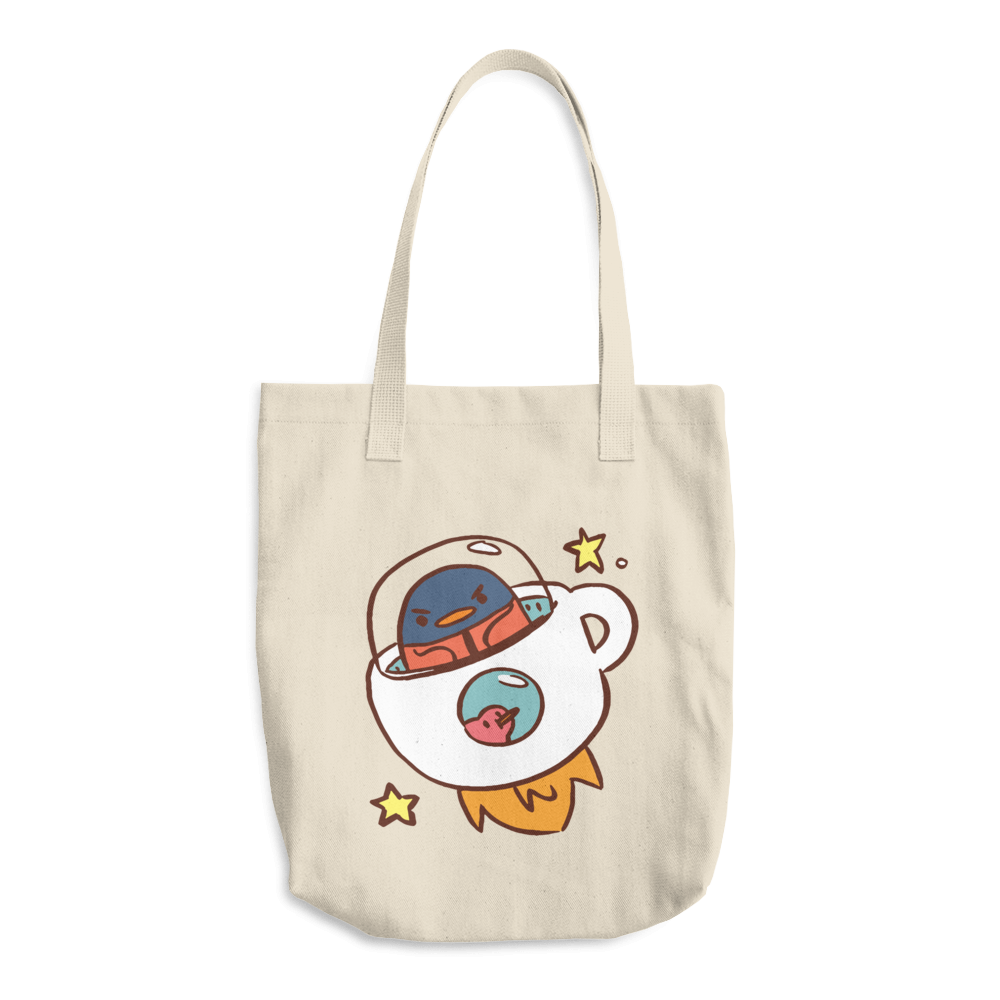 Tote Bag Penguin Mugship