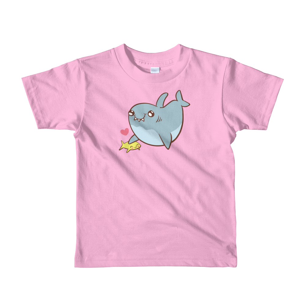 Kids t-shirt Lub Shark