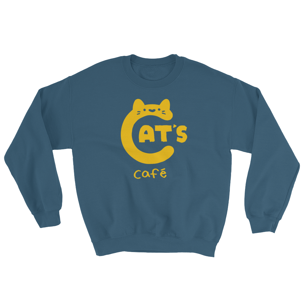 Sweatshirt Cat's Cafe