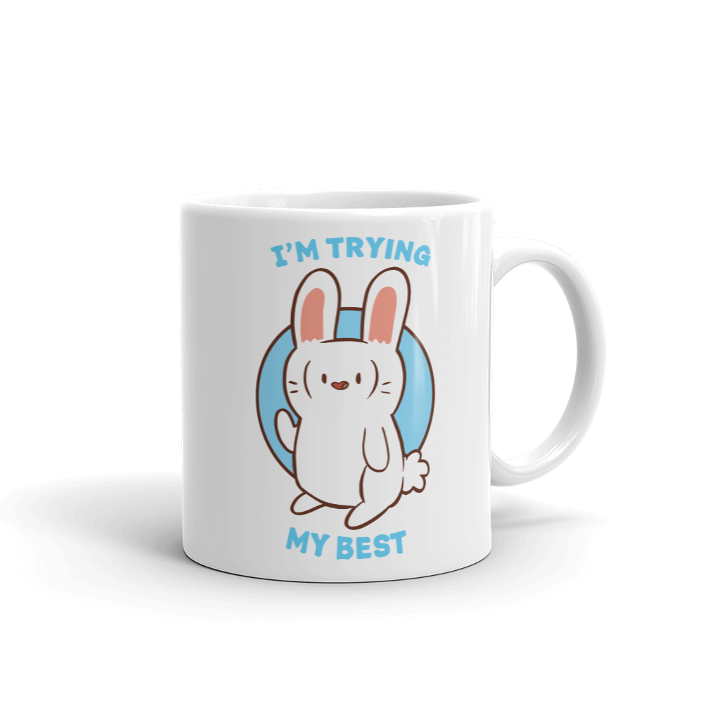 Mug - Trying My Best