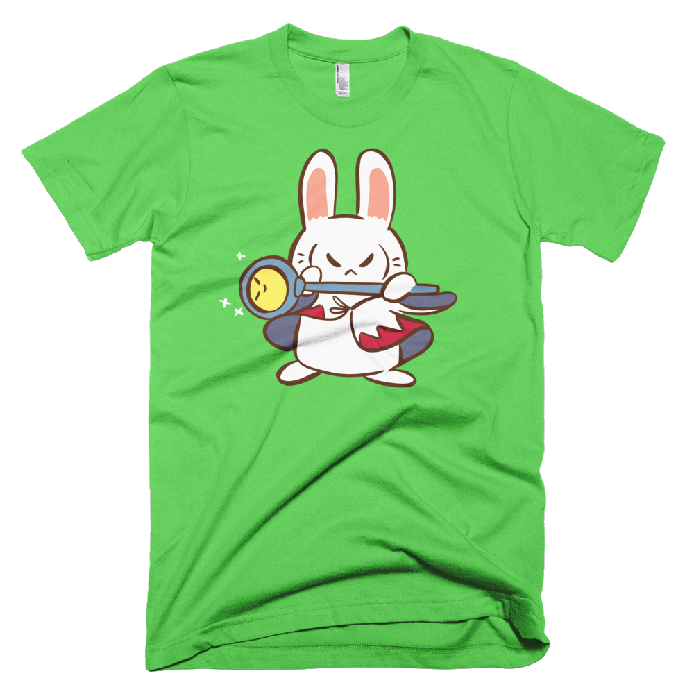 Fitted T-Shirt - Magic Rabbit